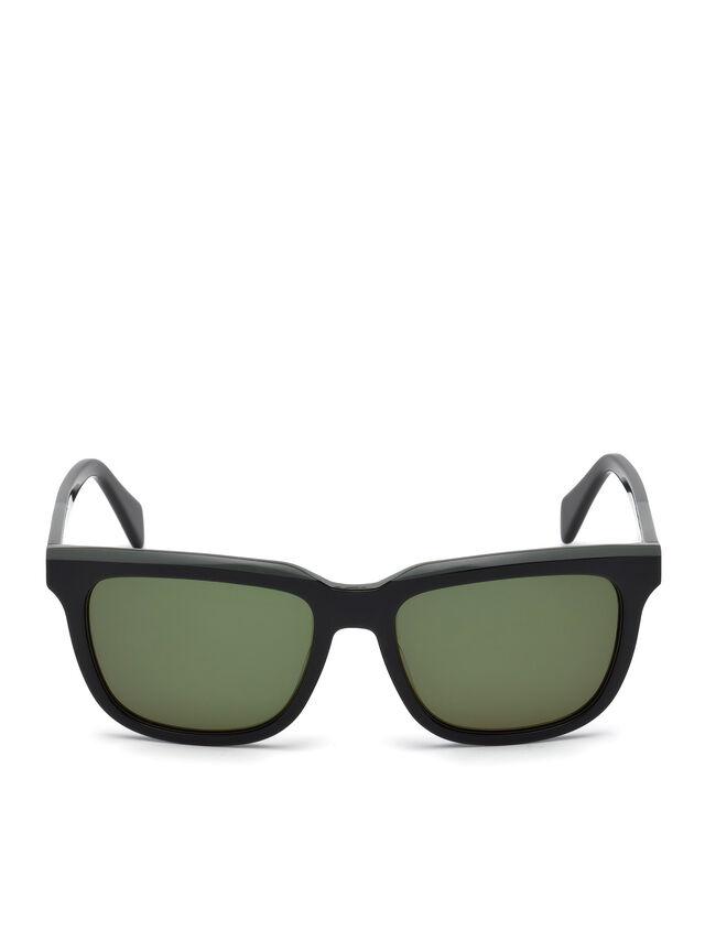 Diesel - DL0224, Verde - Gafas de sol - Image 1