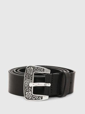 B-MEXY, Negro - Cinturones