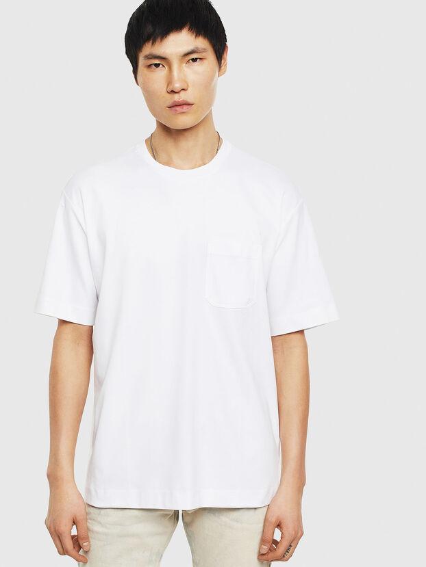 T-TIGE, Blanco - Camisetas