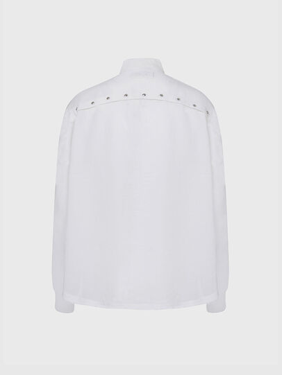 Diesel - C-SUPER-E, Blanco - Camisas - Image 2