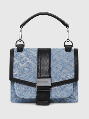 MISS-MATCH CROSSBODY, Blue Jeans - Bolso cruzados