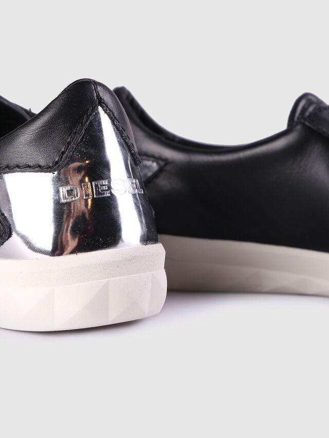 Diesel - S-OLSTICE LOW W, Negro - Sneakers - Image 5