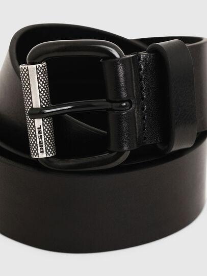 Diesel - B-READY, Negro - Cinturones - Image 2