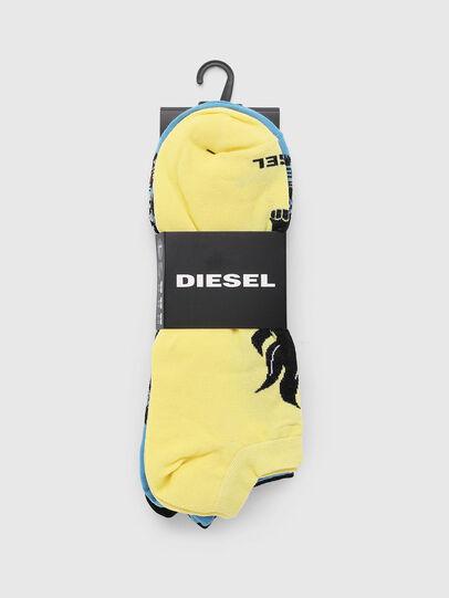Diesel - SKM-GOST-THREEPACK, Multicolor - Calcetines - Image 2
