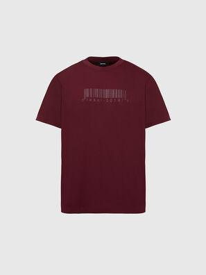 T-JUST-SLITS-X87, Rojo - Camisetas