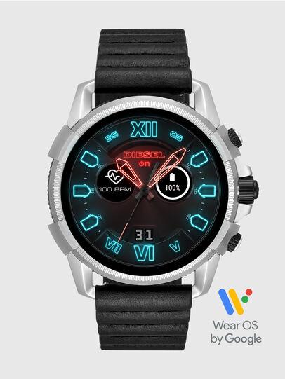 Diesel - DT2008, Negro - Smartwatches - Image 1