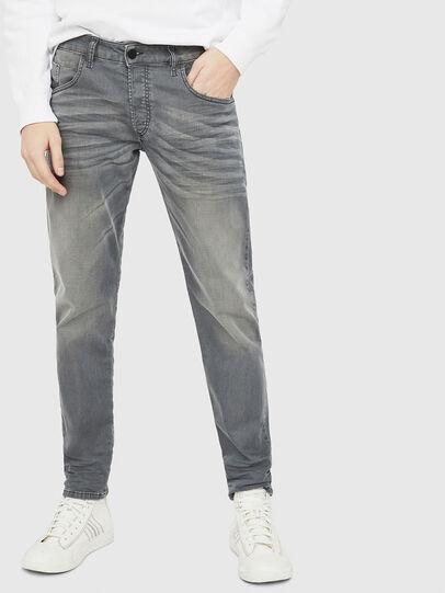 Diesel - D-Bazer 0699P, Grey Jeans - Vaqueros - Image 1