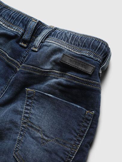 Diesel - KROOLEY-JOGGJEANS-J SH, Azul medio - Shorts - Image 4