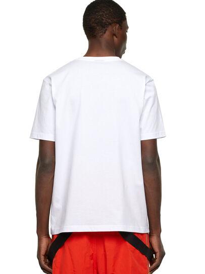 Diesel - T-JUST-A35, Blanco - Camisetas - Image 2
