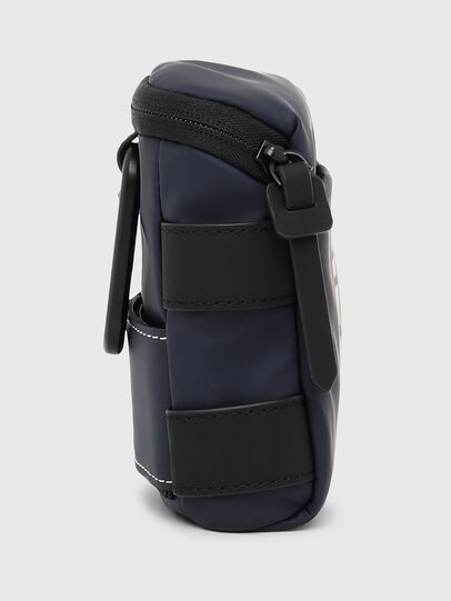 Diesel - SHOULDME, Azul Oscuro - Monederos Pequeños - Image 3