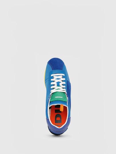 Diesel - S-PYAVE LC, Azul Brillante - Sneakers - Image 4