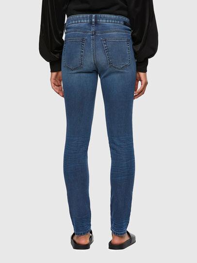 Diesel - D-Ollies JoggJeans® 069VH, Azul medio - Vaqueros - Image 2