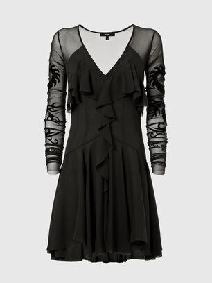 D-ADELE, Negro - Vestidos