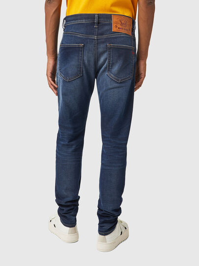 Diesel - D-Strukt JoggJeans® 069XG, Azul Oscuro - Vaqueros - Image 2
