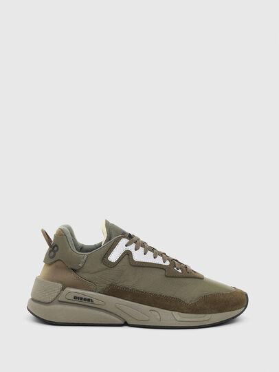 Diesel - S-SERENDIPITY LC, Verde Oliva - Sneakers - Image 1
