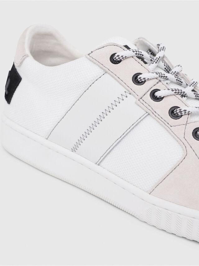 Diesel - S-MILLENIUM LC, Blanco/Rosa - Sneakers - Image 5