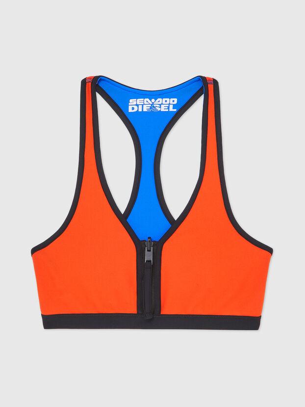 BFB-MILADOO, Azul/Naranja - Sujetadores