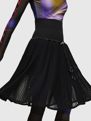 O-ARIE, Negro - Faldas