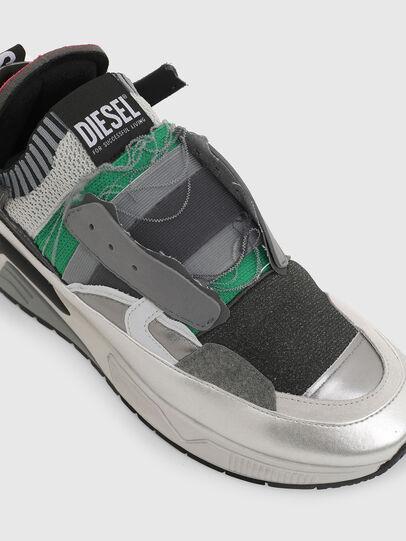 Diesel - S-BRENTHA DEC, Gris - Sneakers - Image 4