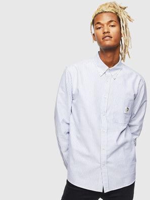 S-JAMES-A, Blanco - Camisas