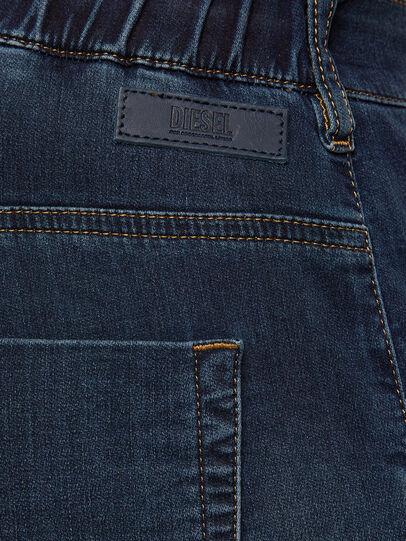 Diesel - Krooley JoggJeans® 069NE, Azul Oscuro - Vaqueros - Image 4