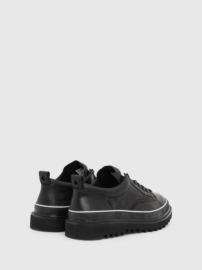 Diesel - H-SHIROKI DBS, Negro - Sneakers - Image 3