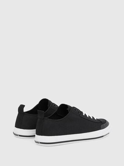 Diesel - S-ASTICO LOW CUT W, Negro - Sneakers - Image 3