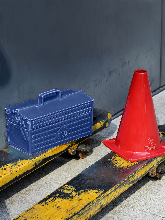 Diesel - 11055 WORK IS OVER, Rojo Fuego - Accesorios de Casa - Image 4