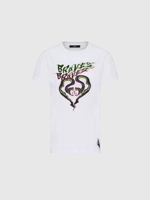 T-SILY-K1, Blanco - Camisetas