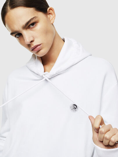 Diesel - S-AFTER, Blanco - Sudaderas - Image 6