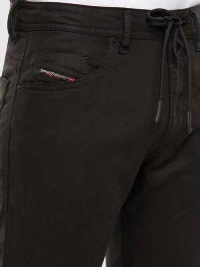 Diesel - Thommer JoggJeans® 069NC, Negro/Gris oscuro - Vaqueros - Image 4