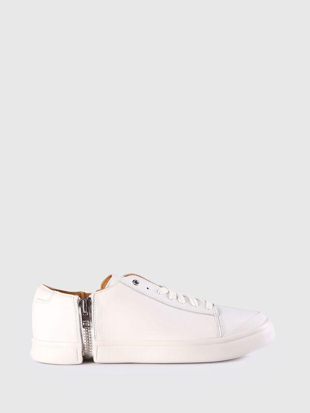 Diesel S-NENTISH LOW, Blanco - Sneakers - Image 1