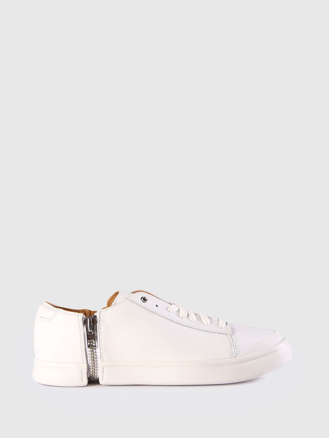 Diesel - S-NENTISH LOW, Blanco - Sneakers - Image 1