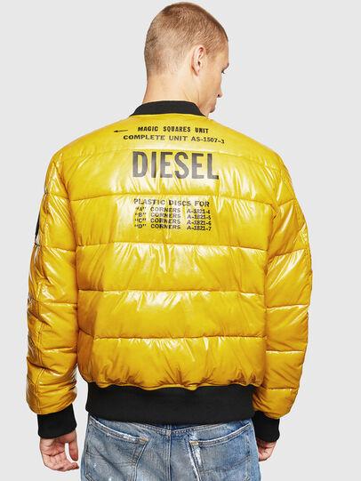 Diesel - W-ON, Amarillo - Chaquetones de invierno - Image 2