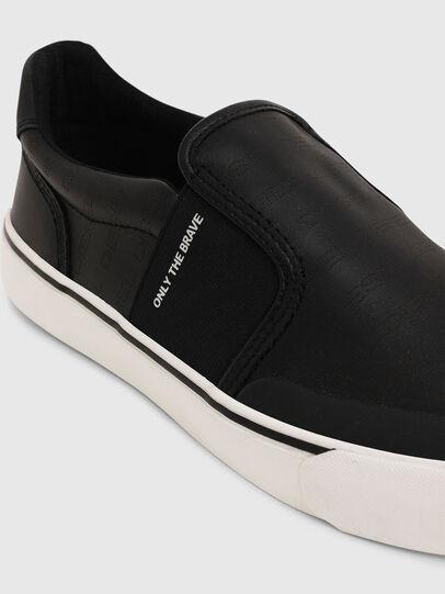 Diesel - S-FLIP SO, Negro - Sneakers - Image 4