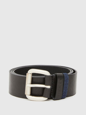B-DELOSO, Negro - Cinturones