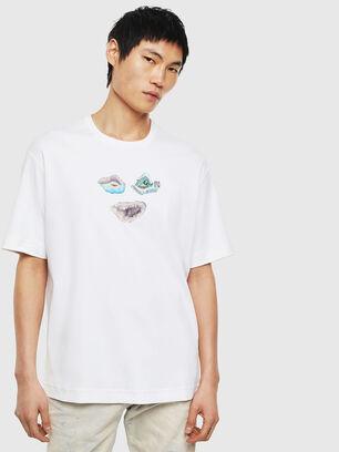 TEORIALE-A, Blanco - Camisetas