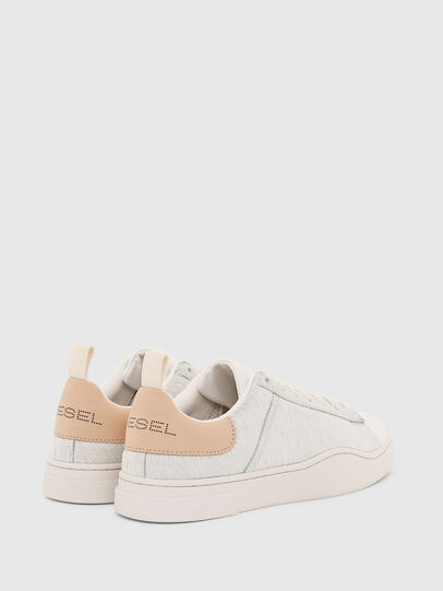 Diesel - S-CLEVER LOW LACE W, Blanco - Sneakers - Image 3