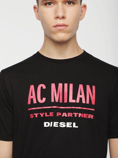 Diesel - DVL-TSHIRT-CAPSULE,  - Camisetas - Image 3