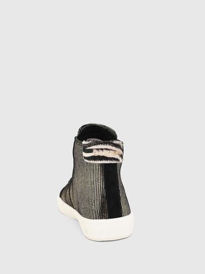 Diesel - S-MYDORI MC W, Gris/Negro - Sneakers - Image 4