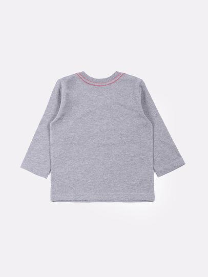 Diesel - TOQUEB, Gris - Camisetas y Tops - Image 2