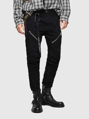 P-VON, Negro - Pantalones