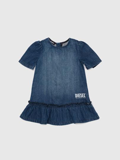 Diesel - DEIVIB, Azul medio - Vestidos - Image 1