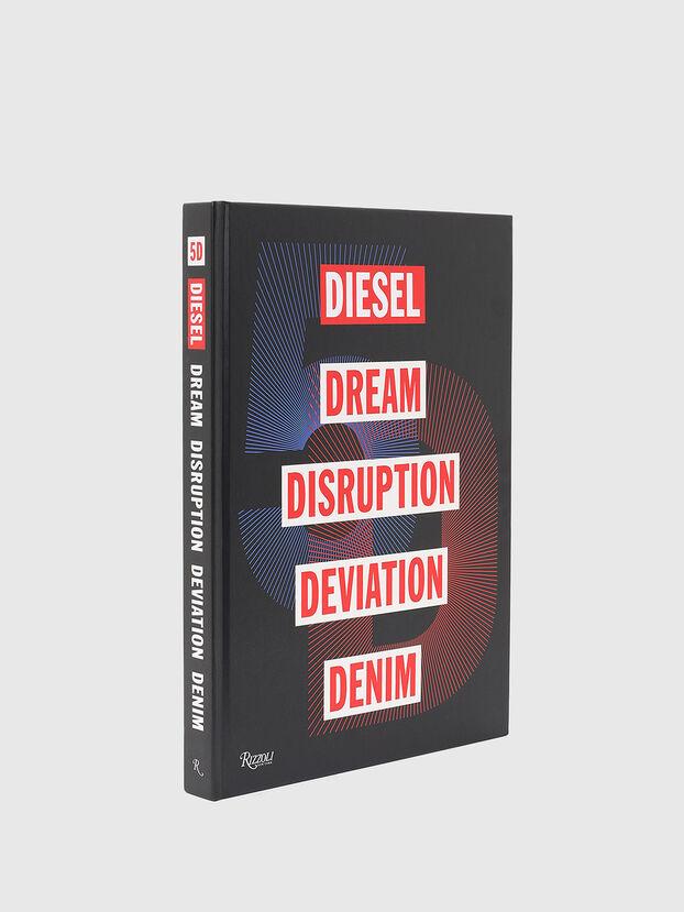 5D Diesel Dream Disruption Deviation Denim, Negro - Libros