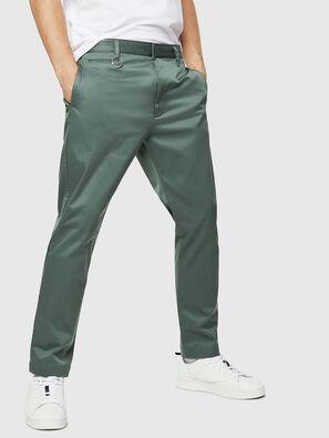 P-MAD-ICHIRO, Verde Oliva - Pantalones