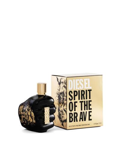 Diesel - SPIRIT OF THE BRAVE 125ML, Negro/Dorado - Only The Brave - Image 1