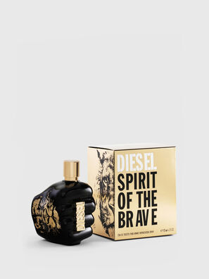 SPIRIT OF THE BRAVE 125ML, Negro/Dorado - Only The Brave
