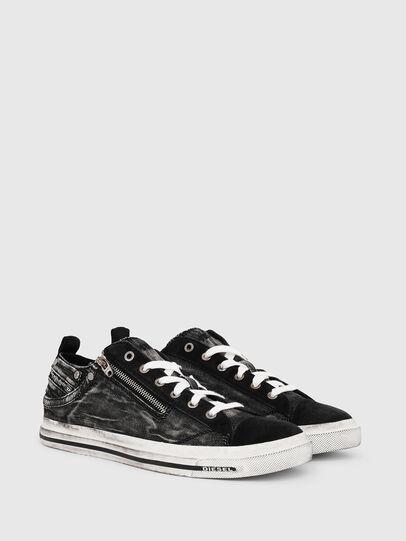 Diesel - EXPO-ZIP LOW, Negro - Sneakers - Image 2
