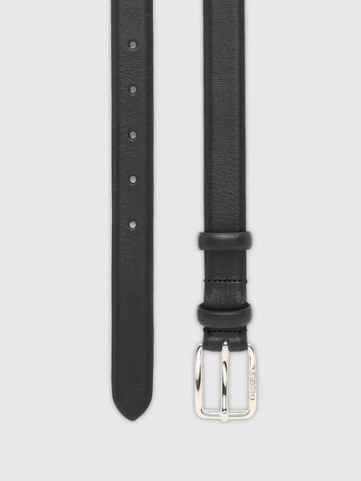 Diesel - B-MARTY, Negro - Cinturones - Image 3