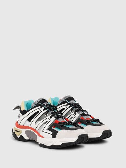 Diesel - S-KIPPER LOW TREK, Blanco - Sneakers - Image 2
